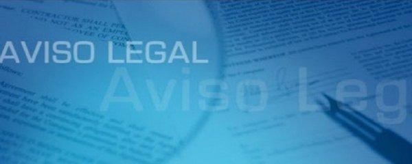 AvisoLegal