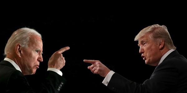 Donald Trump vs Joe Binder