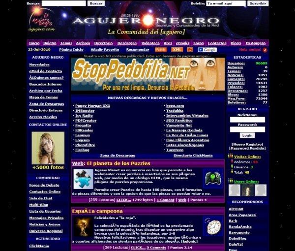 Agujero2010