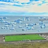 Futbol Groenlandia