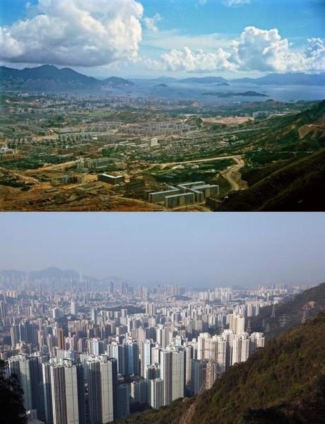 Hong Kong 1964-2016