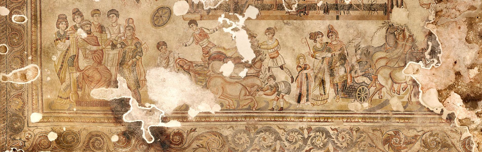 Noheda, la Pompeya española