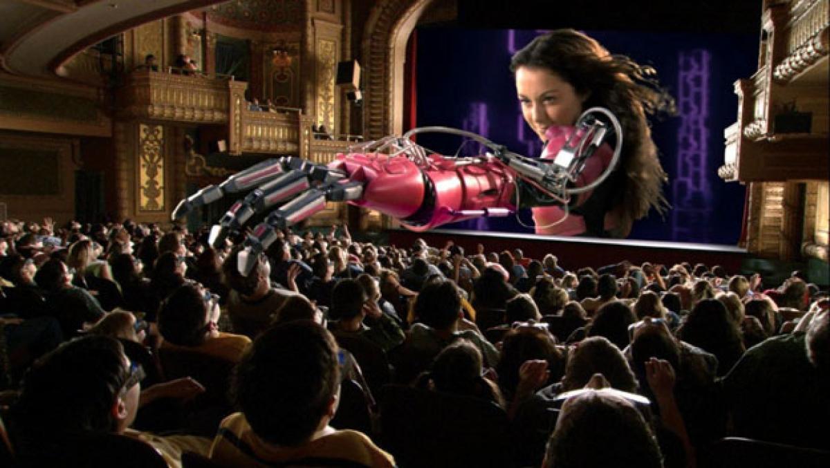 Como funciona el Cine 3D