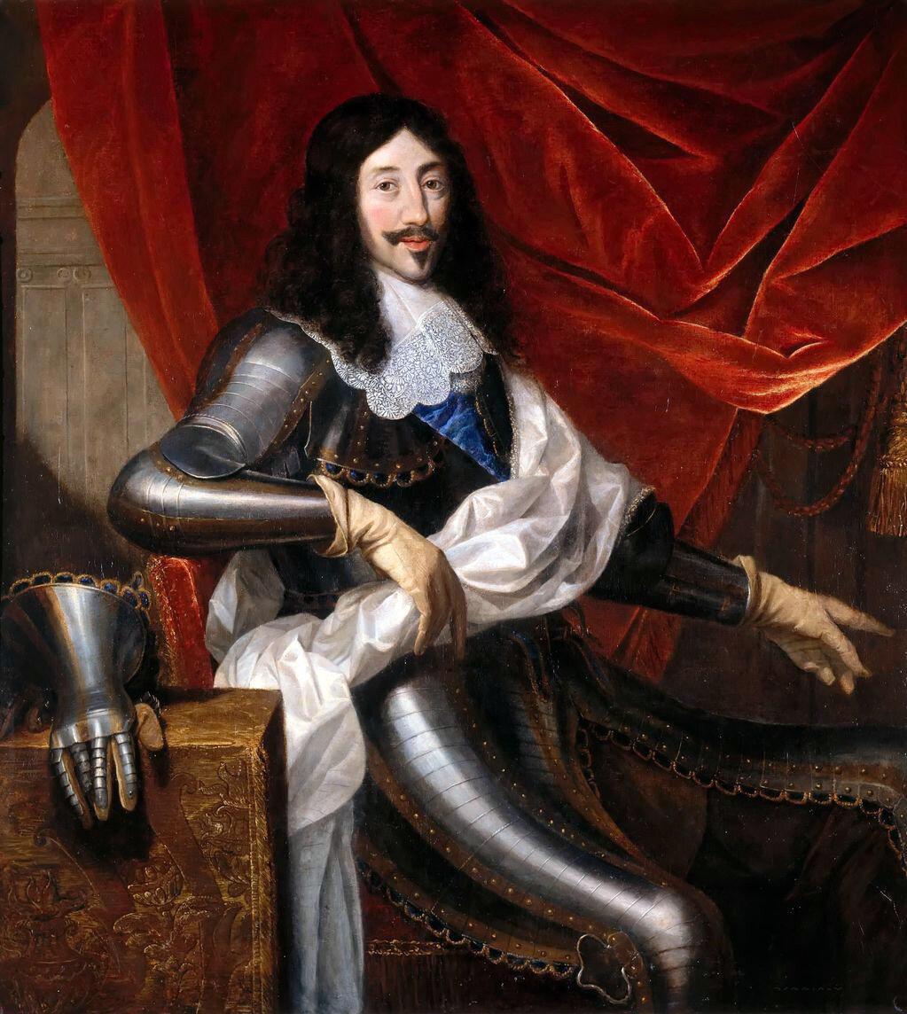 La escasa higiene de Luis XIII